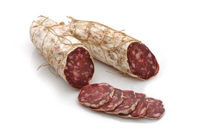 Dried 'Italian' sausage